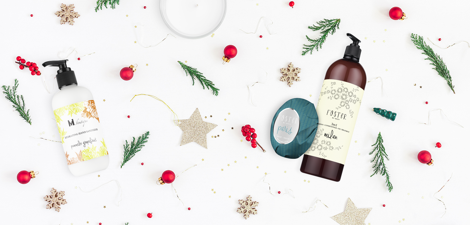 All-natural gift ideas
