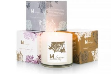 Luxury Christmas Candles