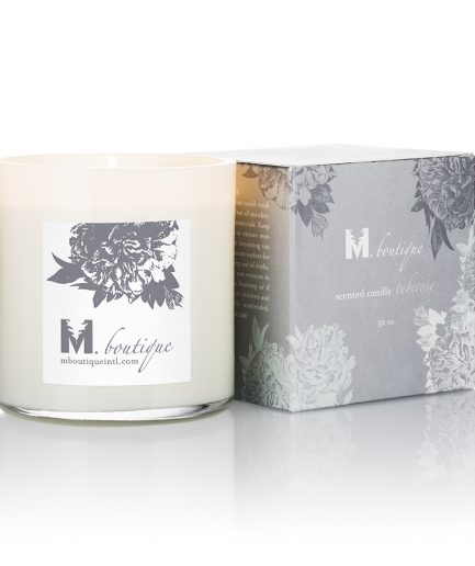 luxury tuberose candle for great homecare