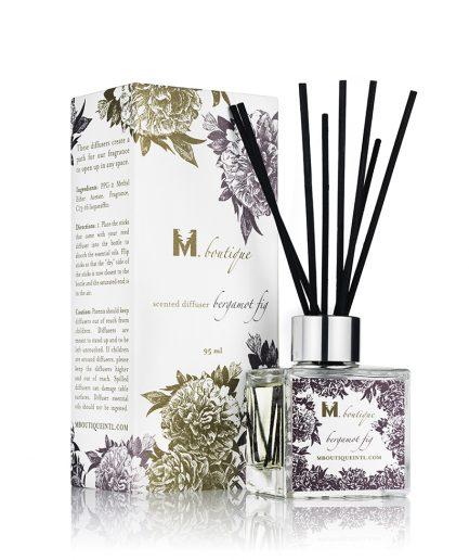scented bergamot diffuser for perfect homecare