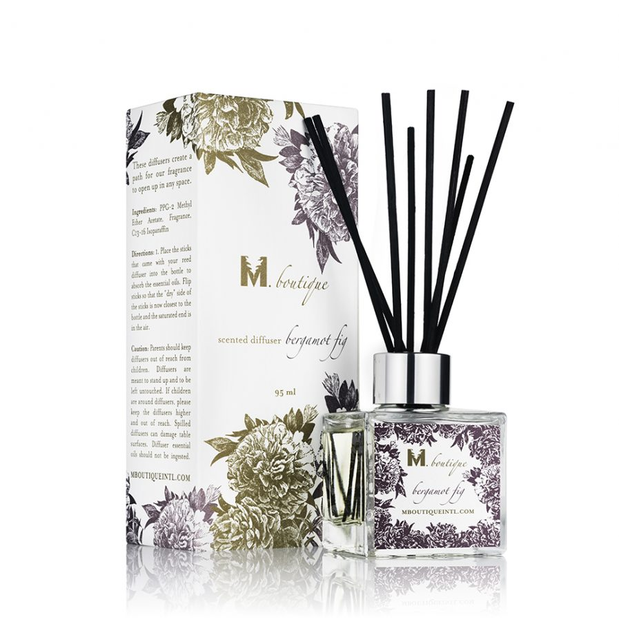 scented bergamot diffuser for perfect homecare