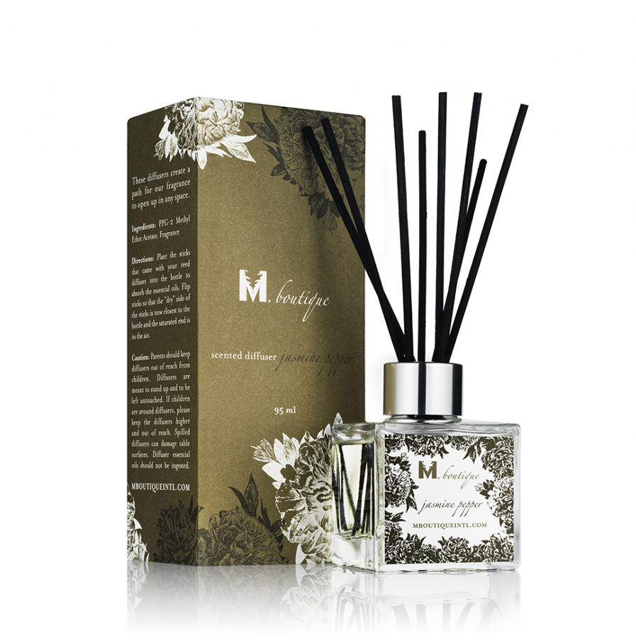 scented jasmine diffuser for perfect homecare